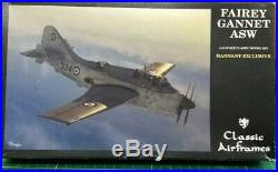 1/48 Classic Airframes Fairey Gannet Asw Model Kit
