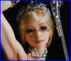 1/4 30cm High-Q Figure Model SWORDSUVER GK Sexy Girl Garage Kit Unpainted Resin