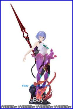 1/4 EVA Ayanami Rei Unpainted Resin Figure Model Kits Anime Garage Kit In Stock