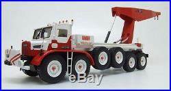 1/50 Camion Willeme C. G. 8x4 High Quality Resin KIT by Fankit Models