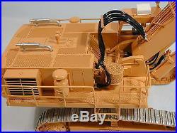 1/50 Demag H 111 Back Hoe High quality RESIN KIT by Dan Models