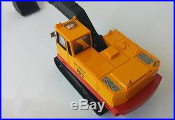 1/50 Excavator Akerman H12 High Quality Resin KIT by Fankit Models
