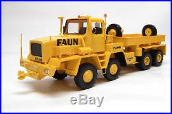 1/50 Faun HZ 46.40/49 8x8 1977 High Quality Resin KIT by Fankit Models