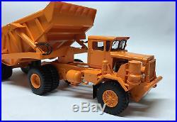 1/50 KW Dart 50 EDT/Rear Dump Trailer High Quality Resin KIT by Fankit Models