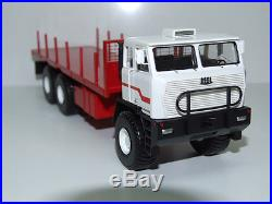 1/50 MOL F6565 6x6 Oilfield Truck High Quality Resin KIT by Fankit Models