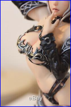 1/5 WF2016S Devil girl Resin Kits Unpainted Bust Figure Model GK Unassembled