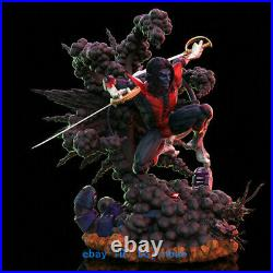 1/6 Nightcrawler Statue Resin Model Kits Unpainted 3D Printing Garage Kit