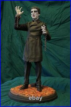 1/6 Resin Model Kit Hammer Horror Frankenstein Monster Christopher Lee
