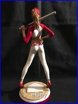1/6 Resin Model Kit, Sexy action figure Major Leage Girl