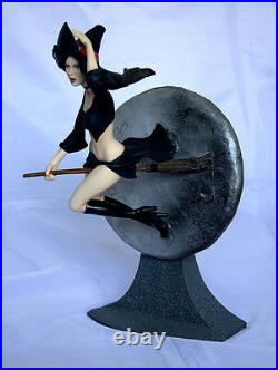 1/6 Resin Model Kit, Sexy action fiigure Samantha the Witch