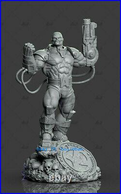 1/6 Scale Apocalypse Resin Model Kits Unpainted 3D Printing Anime Collection