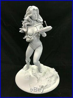 1/6 Scale Barbarella Queen Of The Galaxy Fan Art / Resin Figure / Model Kit