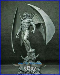 1/6 Scale Battle Angel Resin Model Kits Unpainted 3D Printing Figure Unassembled