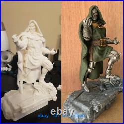 1/6 Scale Dr. Doom Resin Model Kits Unpainted 3D Printing Garage Kit Unassembled