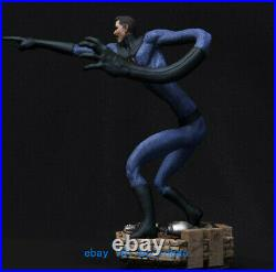 1/6 Scale Fantastic Four Resin Model Kits Unpainted 3D Printing Human Torch