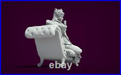 1/6 Scale RESIN KIT Dejah Thoris Unassembled Statue Fan ART / EXCLUSIVE