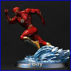 1/6 Scale The Flash Statue Resin Model Kits Unpainted 3D Printing Garage Kit