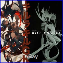1/6 Scale Unassembled KILL la KILL Matoi Ryuuko Unpainted Resin Model Garage Kit