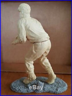 1/6 Wolf man Jeff Yeager resin kit