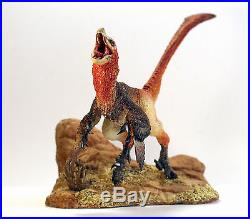 1/6th scale Velociraptor dinosaur resin model kit 12- Creative Beast Studio