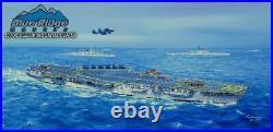 1/700 Blue Ridge Models USS United States CVA-58 Resin Model Kit (No Planes)