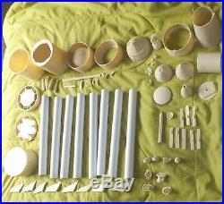 1/72 Apollo Saturn 1B AS-205 Apollo 7 unbuilt resin scale model rocket kit