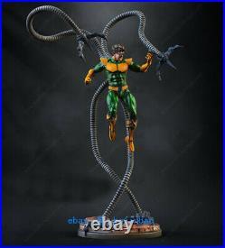 1/8 47cm Doctor Octopus Figure Resin Model Kits Unpainted 3D Print Statue