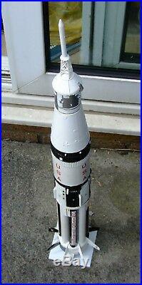 1/96 Apollo Saturn 1B AS-205 Apollo 7 unbuilt resin scale model kit