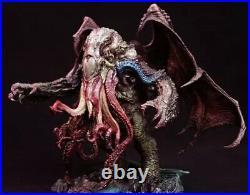220-230mm Resin Figure Model Kit Cthulhu Demonic Creature Octopus Unpainted