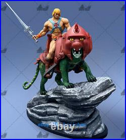 30cm He-Man the Masters of the Universe Resin Model Kits Unpainted 3D Printing