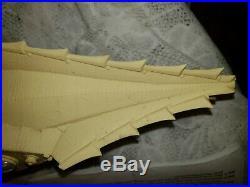 31 Disney Nautilus resin model kit partially built with extras
