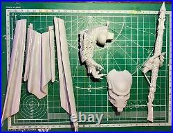 340mm Warrior rider Monster Monster Figure Model resin kit gk Unpainted