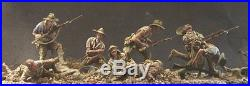 AC Models 1/32 ANZAC Charge at Gallipoli 1915 (10 Resin Figures)