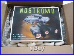 ALIEN NOSTROMO Deep Space Towing Vehicle (16 Long Resin Model Kit) BNIB OOP