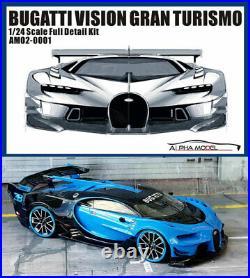 ALPHA Model 1/24 Vision Gran Turismo (resin kit)
