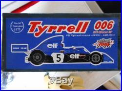 AMD 1/20 Tyrrell 006 1973 Monaco GP Resin Kit 20015 from Japan