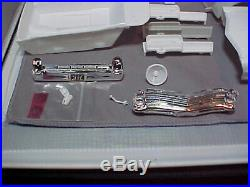 AMT Vintage Resin 1967 Ford Galaxie 500 XL Model kit with Donor Scaled 1/25