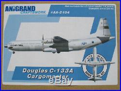 ANiGRAND AA-2104 Douglas C-133A Cargomaster 172 Modellbausatz Resin Kit