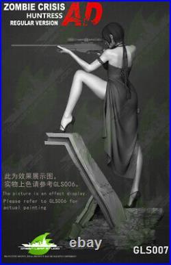 Ada Wong Statue Resin Figure GK GREEN LEAF Studio Painted 1/4 GLS 007 Presale