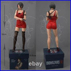 Ada Wong Statue Resin Figure Model GK Biohazard2Remaker 14 55cm Presale