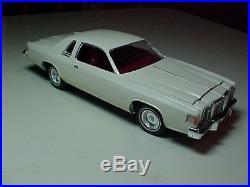 AirTrax 1979 Chrysler Cordoba SE 2 Door Probuilt Model car Resin 1/25