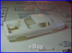 Air Trax RARE Resin Kit 1978 79 Chrysler Cordoba /SE scaled 1/25