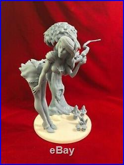 Alice and The Cat / Resin Figure / Model Kit-1/8 scale
