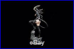 Alien Girl 14 scale Resin Cast Model Kit ZomBee Toy Company Limited Authentic