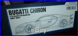 Alpha Model 02-002 Bugatti Chiron RESIN KIT 1/24 MODEL CAR MOUNTAIN