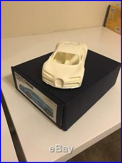 Alpha Model 1/24 Bugatti Chiron Full Detail Resin Kit