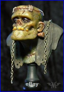 Andy Bergholtz's The Monster Translucent Resin Bust