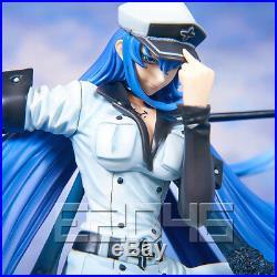 Anime Akame ga KILL Esdese Resin GK Cast Model Kit White Unpainted Action Figure