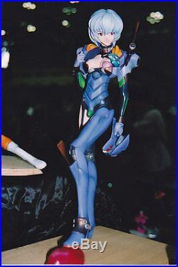 Anime Model Resin Kit 1/5 Evangelion Rei Ayanami Eva Plugsuit