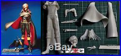 Anime Model Resin Kit 1/8 Captain Harlock E Torisan